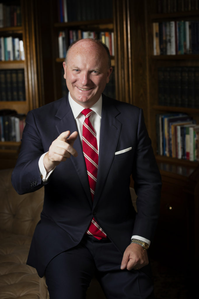 Declan Ganley, CEO, Rivada Networks